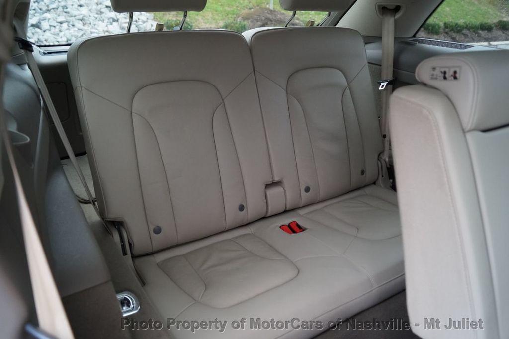 2011 Audi Q7 quattro 4dr 3.0L TDI Premium Plus - 18381997 - 26
