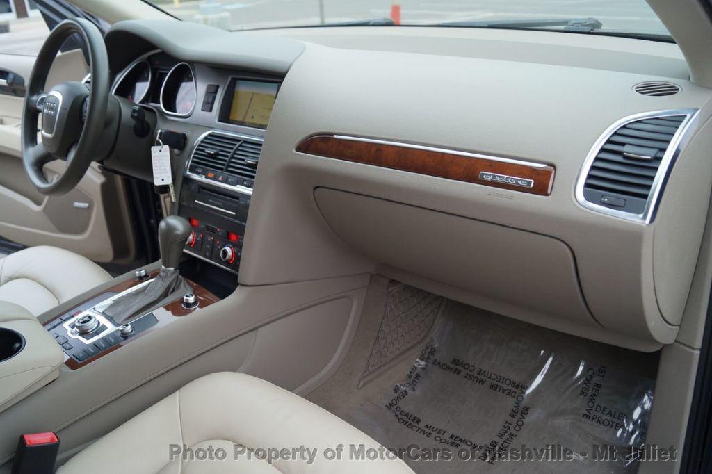 2011 Audi Q7 quattro 4dr 3.0L TDI Premium Plus - 18381997 - 28