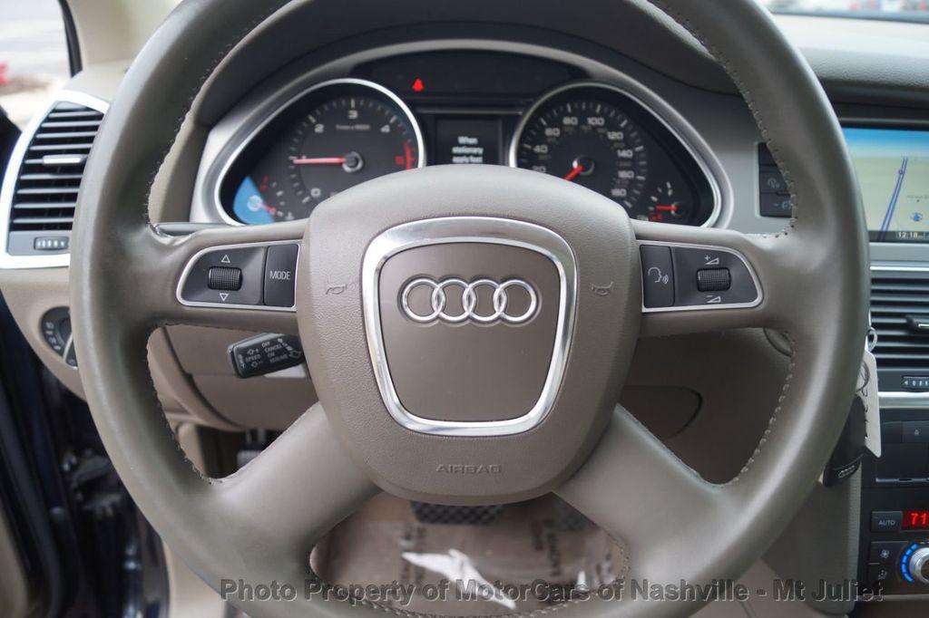 2011 Audi Q7 quattro 4dr 3.0L TDI Premium Plus - 18381997 - 30
