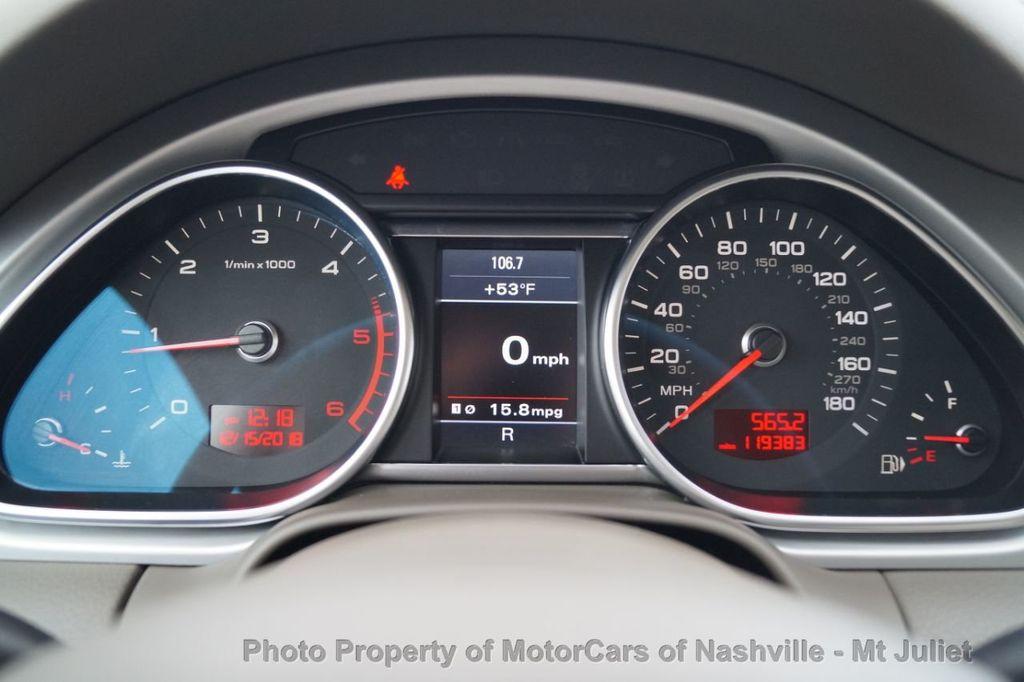 2011 Audi Q7 quattro 4dr 3.0L TDI Premium Plus - 18381997 - 34