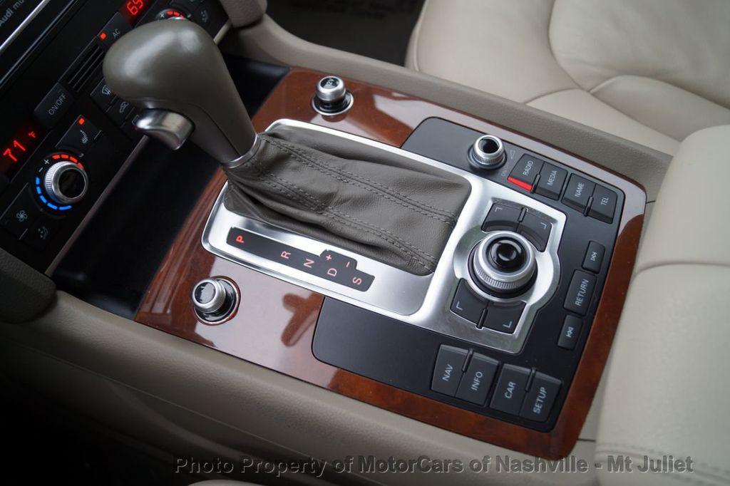 2011 Audi Q7 quattro 4dr 3.0L TDI Premium Plus - 18381997 - 39