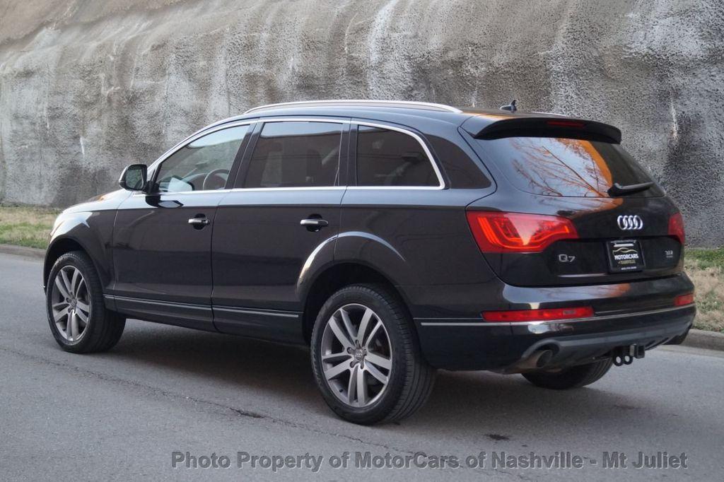 2011 Audi Q7 quattro 4dr 3.0L TDI Premium Plus - 18407764 - 11