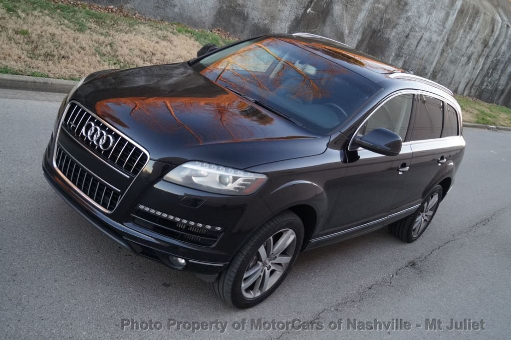 2011 Audi Q7 quattro 4dr 3.0L TDI Premium Plus - 18407764 - 14