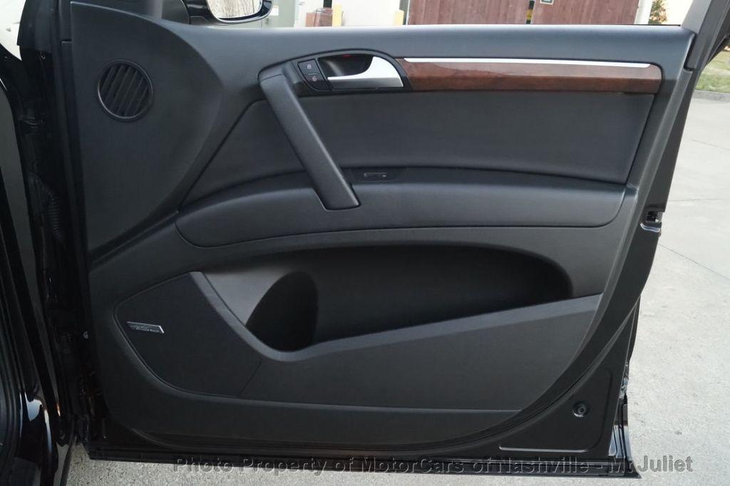 2011 Audi Q7 quattro 4dr 3.0L TDI Premium Plus - 18407764 - 16