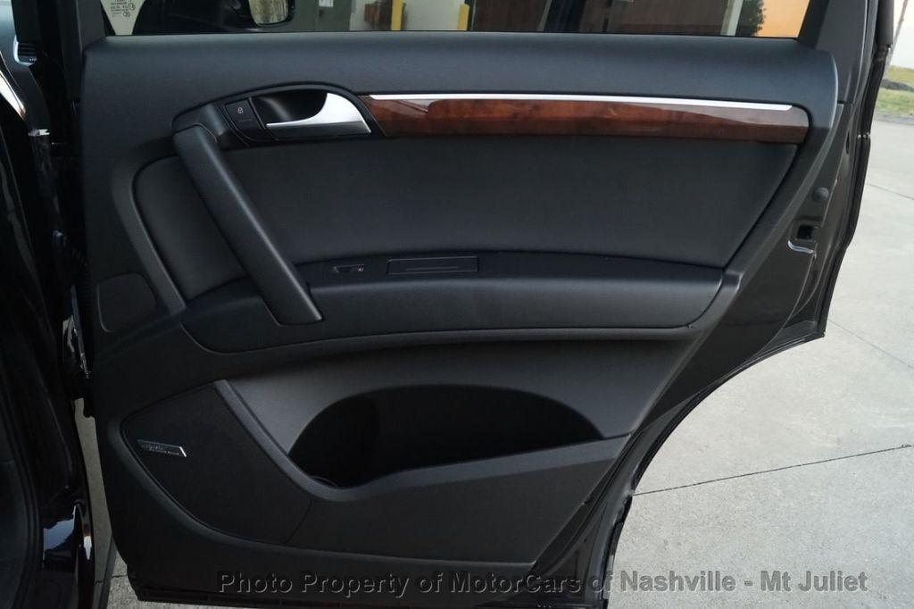 2011 Audi Q7 quattro 4dr 3.0L TDI Premium Plus - 18407764 - 18