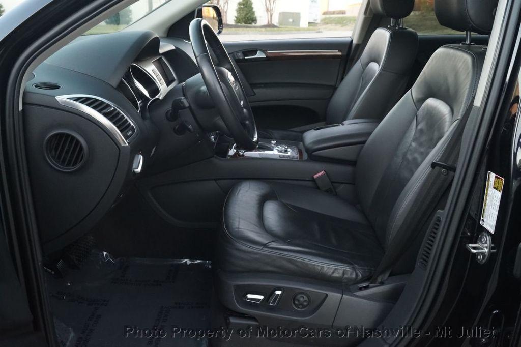 2011 Audi Q7 quattro 4dr 3.0L TDI Premium Plus - 18407764 - 19