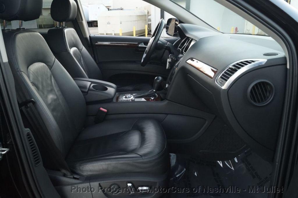 2011 Audi Q7 quattro 4dr 3.0L TDI Premium Plus - 18407764 - 21