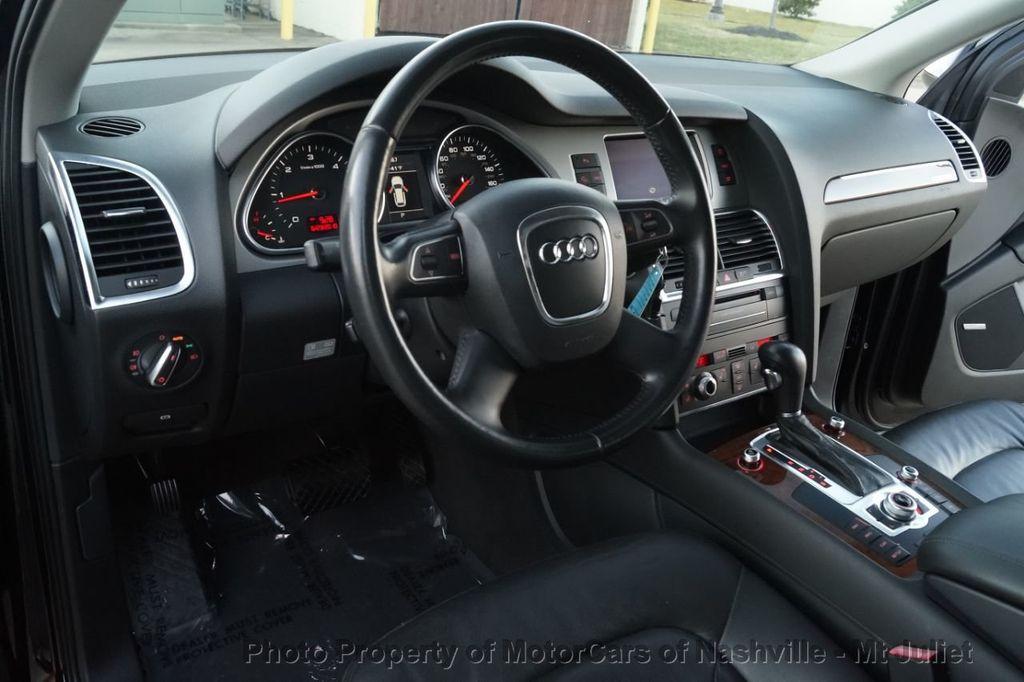 2011 Audi Q7 quattro 4dr 3.0L TDI Premium Plus - 18407764 - 23