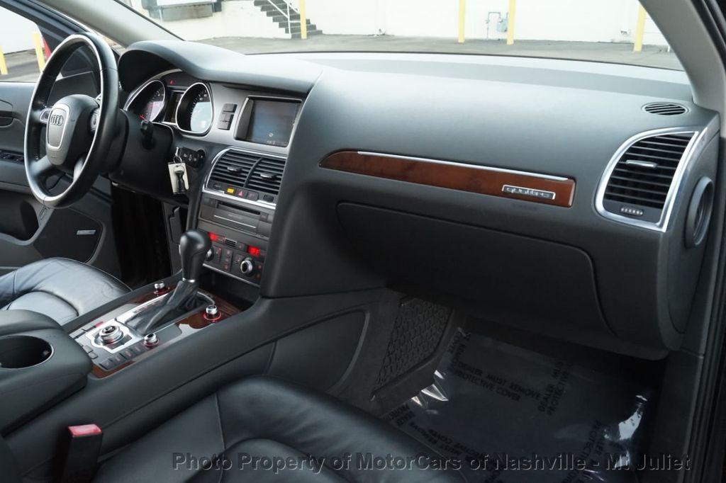2011 Audi Q7 quattro 4dr 3.0L TDI Premium Plus - 18407764 - 24