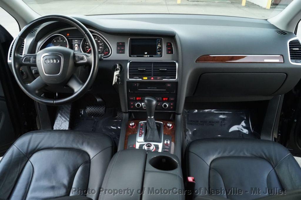2011 Audi Q7 quattro 4dr 3.0L TDI Premium Plus - 18407764 - 25