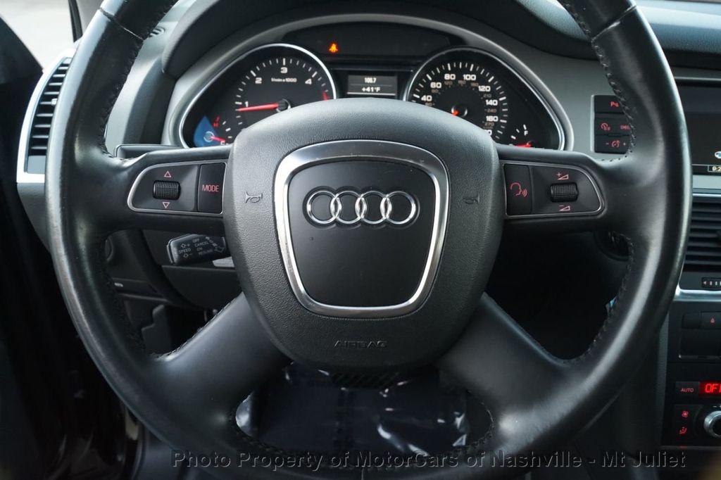 2011 Audi Q7 quattro 4dr 3.0L TDI Premium Plus - 18407764 - 26