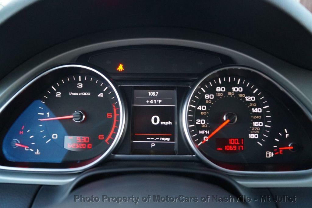 2011 Audi Q7 quattro 4dr 3.0L TDI Premium Plus - 18407764 - 29