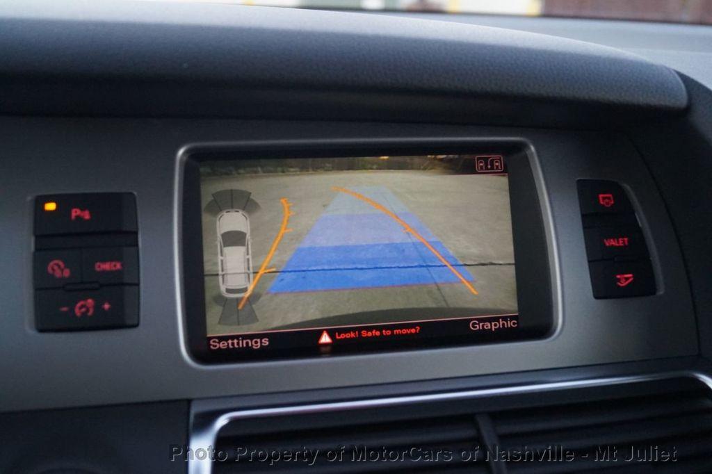 2011 Audi Q7 quattro 4dr 3.0L TDI Premium Plus - 18407764 - 31
