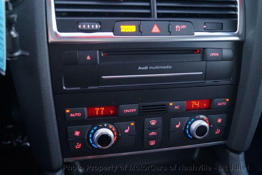 2011 Audi Q7 quattro 4dr 3.0L TDI Premium Plus - 18407764 - 33