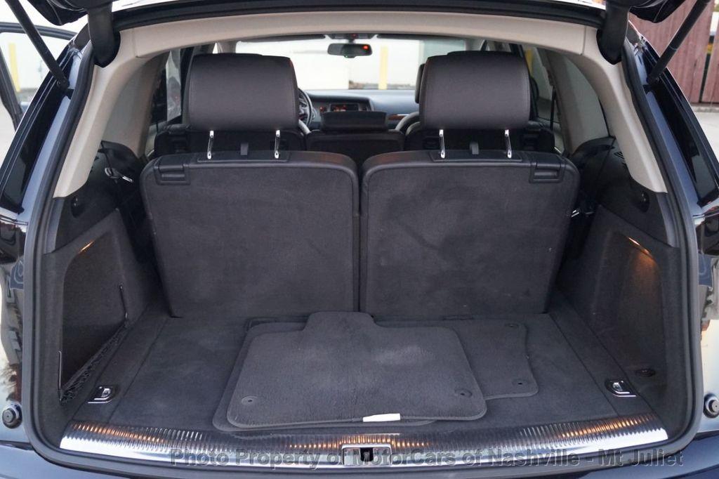 2011 Audi Q7 quattro 4dr 3.0L TDI Premium Plus - 18407764 - 42