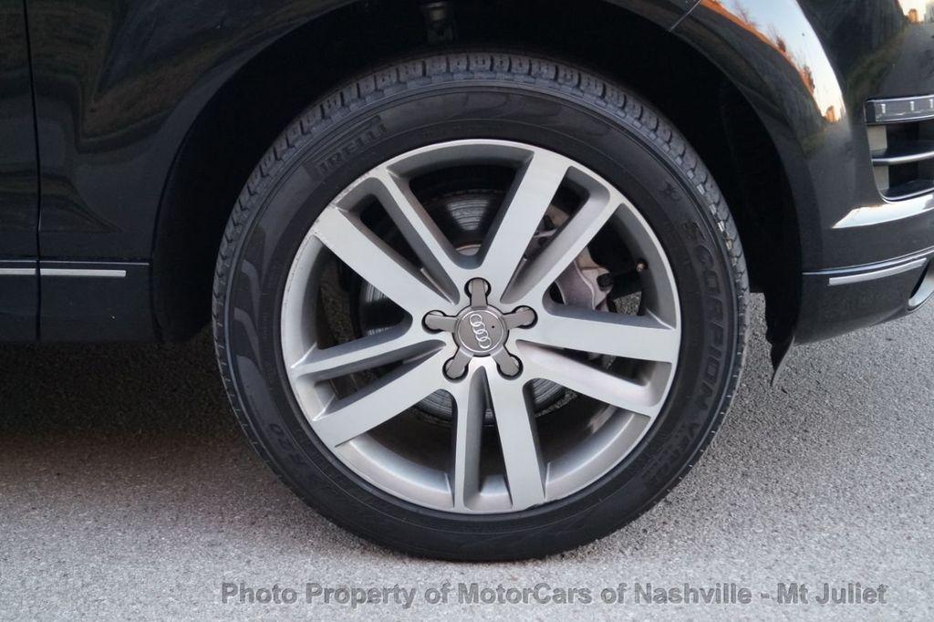 2011 Audi Q7 quattro 4dr 3.0L TDI Premium Plus - 18407764 - 44