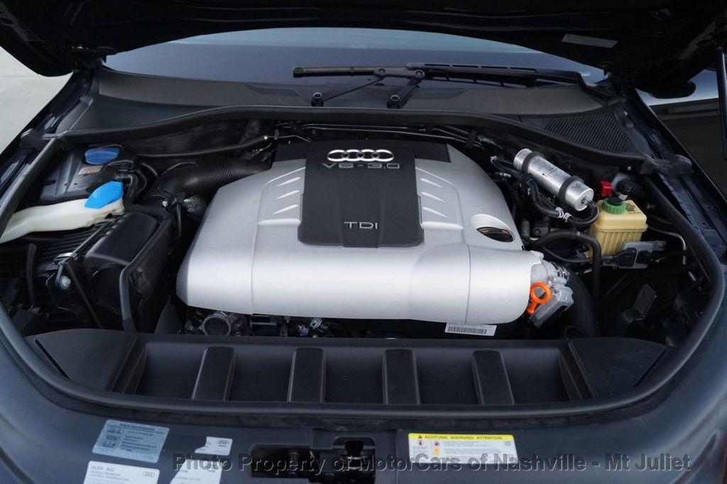 2011 Audi Q7 quattro 4dr 3.0L TDI Premium Plus - 18407764 - 47