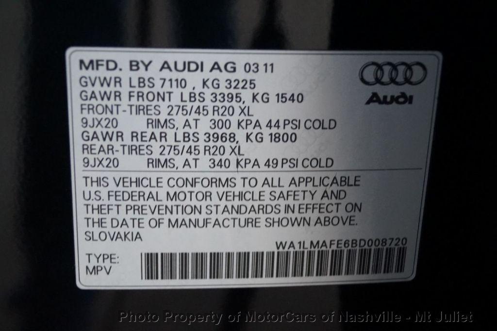 2011 Audi Q7 quattro 4dr 3.0L TDI Premium Plus - 18407764 - 48