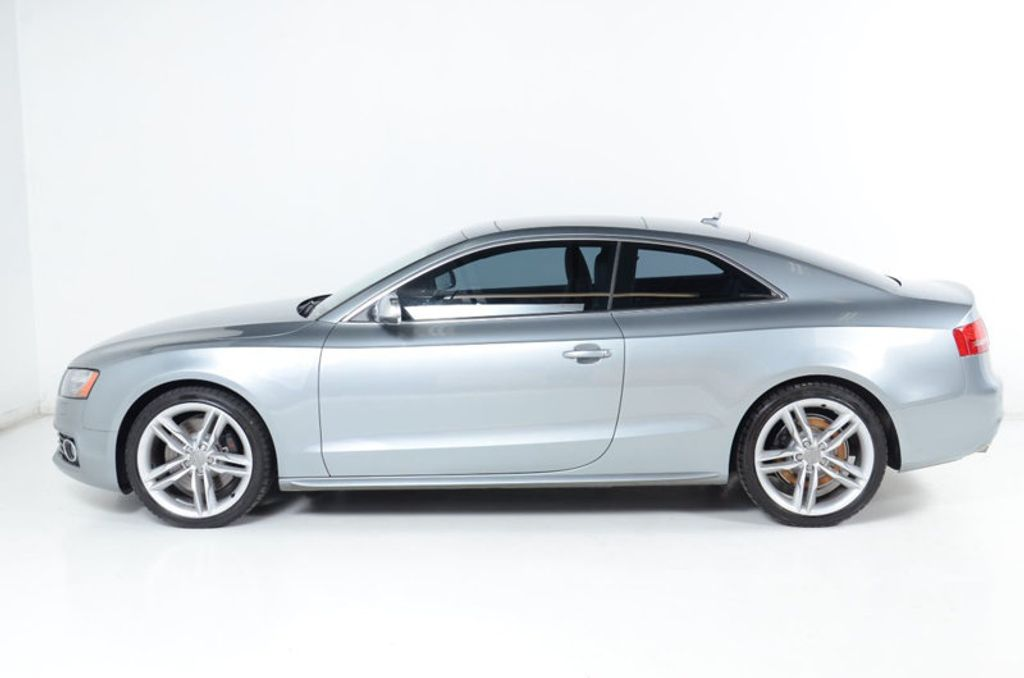 2011 Audi S5  V8 PREMIUM PLUS NAV BANG & OLUFSEN HEATED SEATS - 16280587 - 8