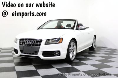 2011 Audi S5 Cabriolet - WAUVGAFH5BN016959