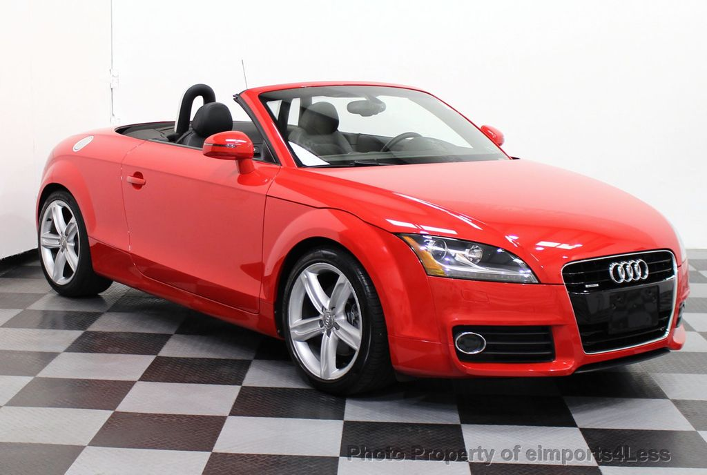 2011 used audi tt roadster 2 0t quattro awd premium plus navi convertible at eimports4less. Black Bedroom Furniture Sets. Home Design Ideas