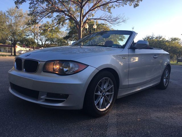 Used BMW Series I At A Luxury Autos Serving Miramar FL - 2011 bmw 128i convertible