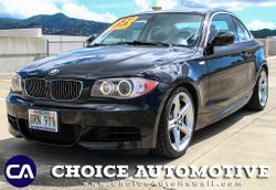 2011 BMW 1 Series - WBAUC9C59BVM10318