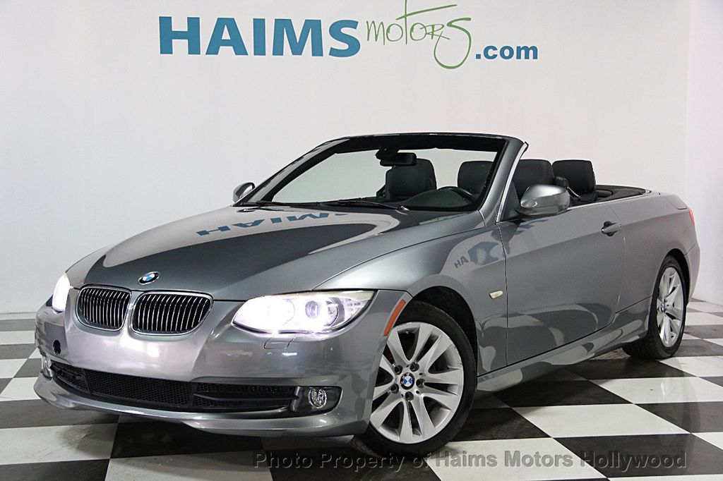 Used BMW Series I At Haims Motors Serving Fort - Bmw 3 series hardtop convertible used
