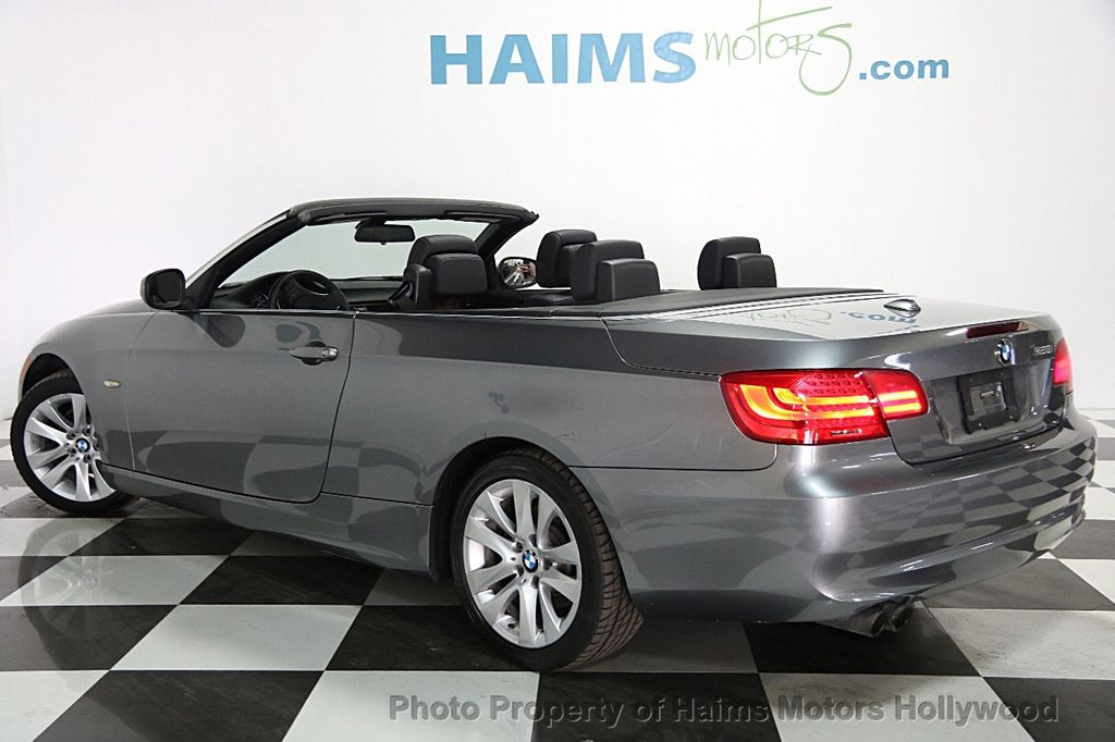 Used BMW Series I At Haims Motors Serving Fort - 2011 bmw convertible