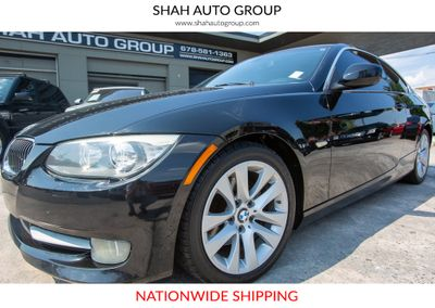 2011 BMW 3 Series - WBAKE3C56BE558814