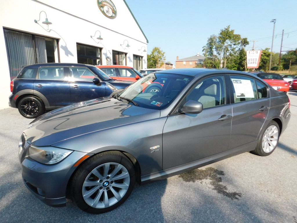 2011 BMW 328I Xdrive >> 2011 Used Bmw 3 Series 328i Xdrive At Hg Motorcar Corporation Serving Downingtown Pa Iid 19385770