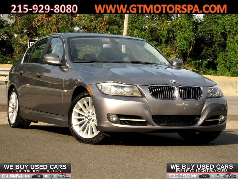 2011 BMW 3 Series 335i xDrive - 19208262 - 0