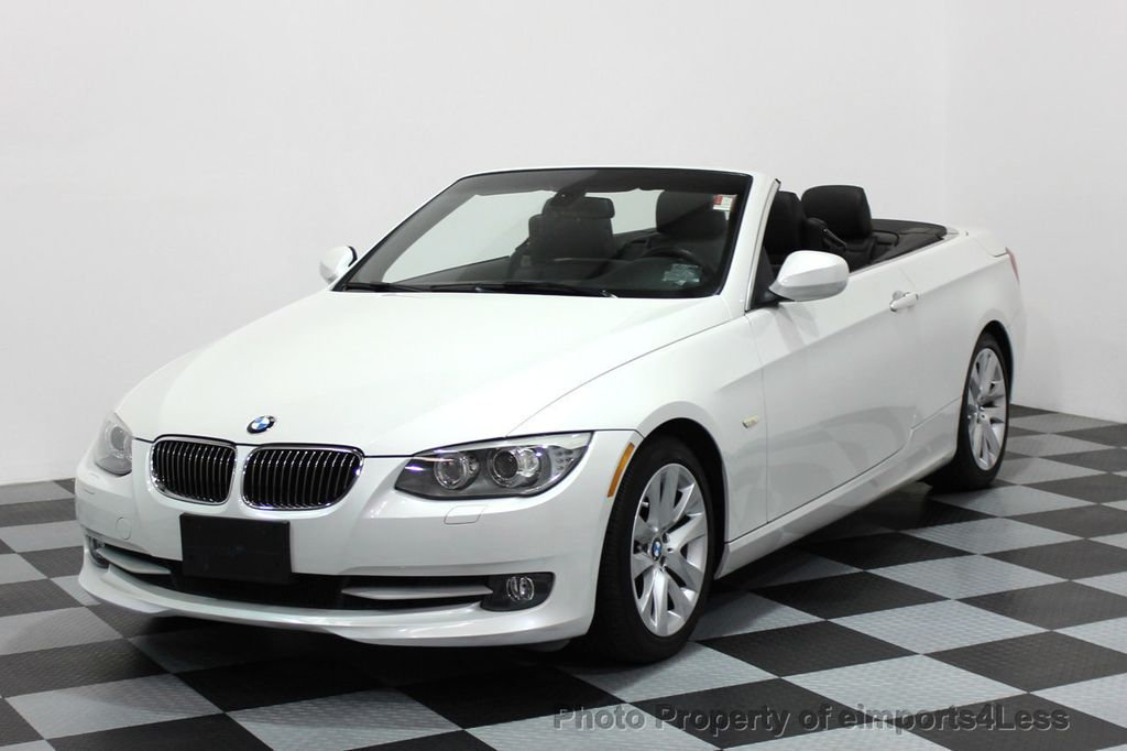 2011 Used BMW 3 Series CERTIFIED 328i PREMIUM PACKAGE CONVERTIBLE