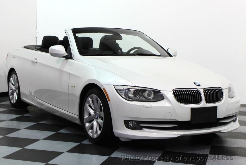 Bmw 335i Convertible >> 2011 Used BMW 3 Series CERTIFIED 328i PREMIUM PACKAGE