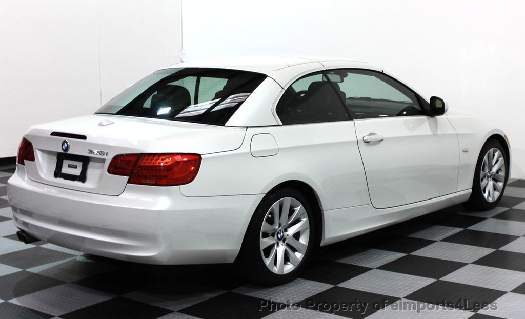 Used BMW Series CERTIFIED I PREMIUM PACKAGE CONVERTIBLE - Bmw 3 series hardtop convertible
