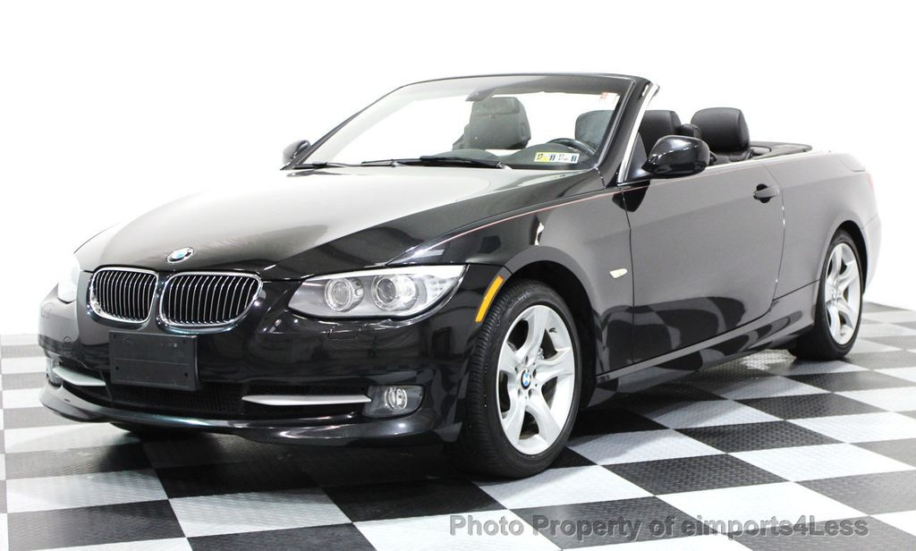 2011 BMW 3 Series CERTIFIED 335i CONVERTIBLE NAVIGATION - 16225297 - 12