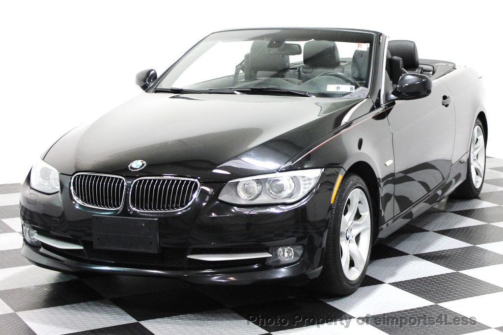 2011 BMW 3 Series CERTIFIED 335i CONVERTIBLE NAVIGATION - 16225297 - 13