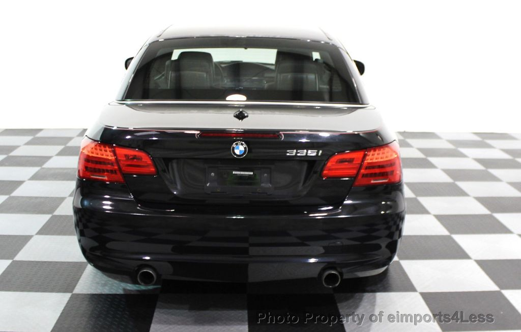 2011 BMW 3 Series CERTIFIED 335i CONVERTIBLE NAVIGATION - 16225297 - 18