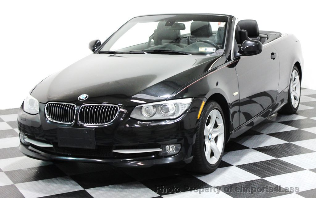 2011 BMW 3 Series CERTIFIED 335i CONVERTIBLE NAVIGATION - 16225297 - 24