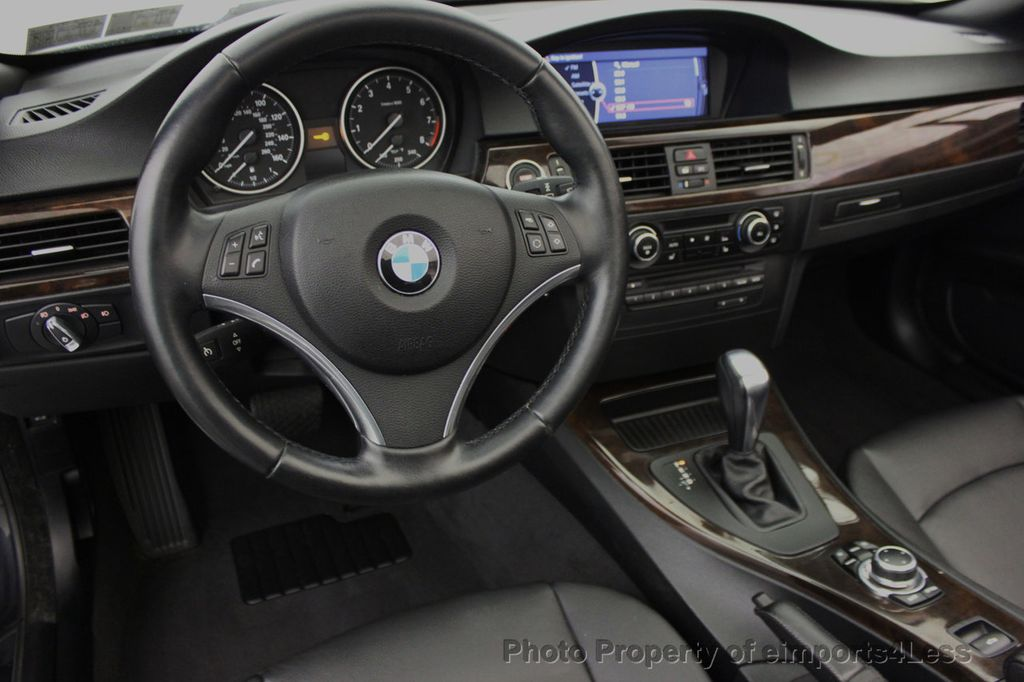 2011 BMW 3 Series CERTIFIED 335i CONVERTIBLE NAVIGATION - 16225297 - 35