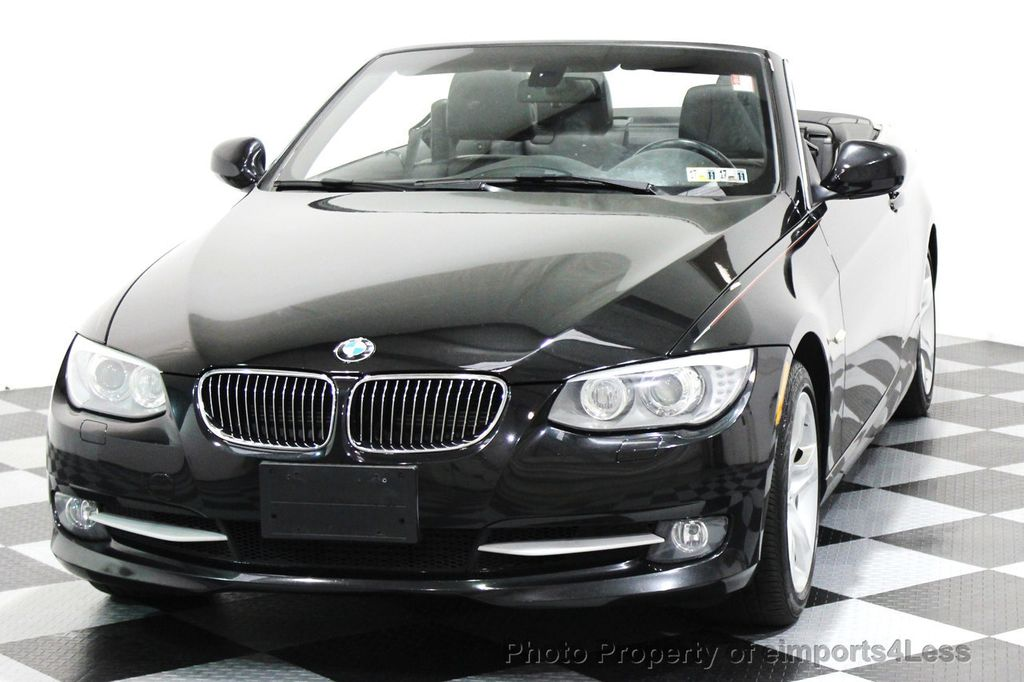 2011 BMW 3 Series CERTIFIED 335i CONVERTIBLE NAVIGATION - 16225297 - 48