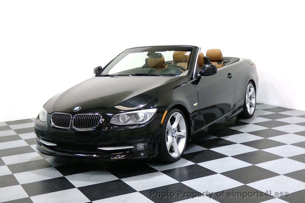 2011 BMW 3 Series CERTIFIED 335i SPORT PACKAGE CABRIOLET - 17025107 - 0