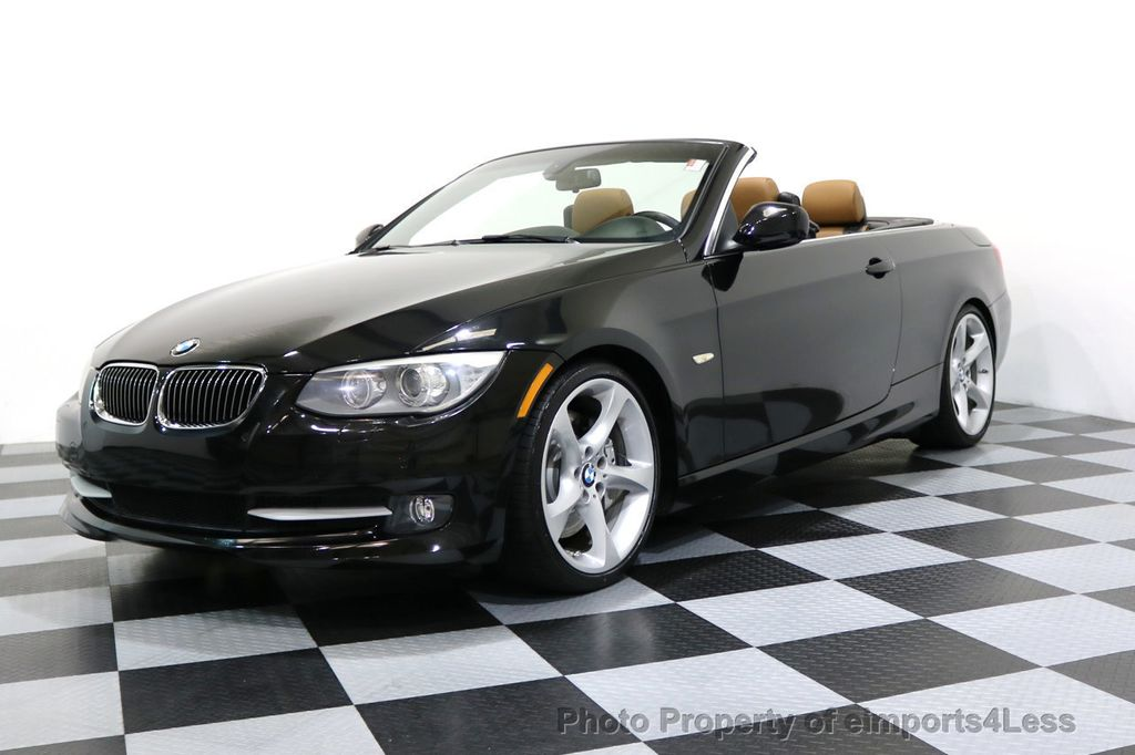 2011 BMW 3 Series CERTIFIED 335i SPORT PACKAGE CABRIOLET - 17025107 - 12