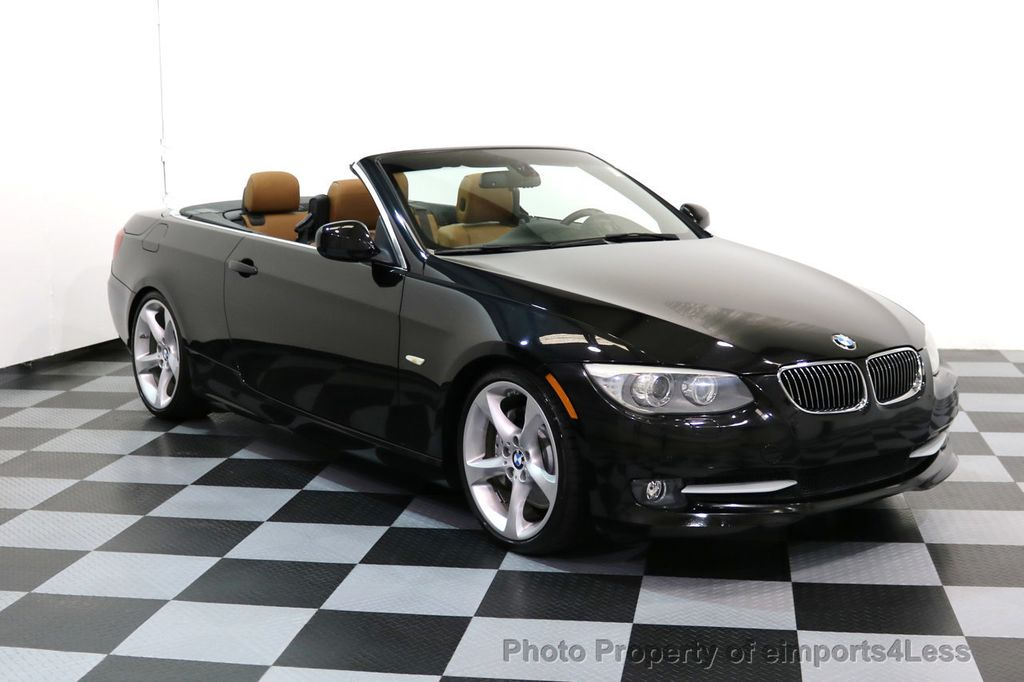 2011 BMW 3 Series CERTIFIED 335i SPORT PACKAGE CABRIOLET - 17025107 - 13