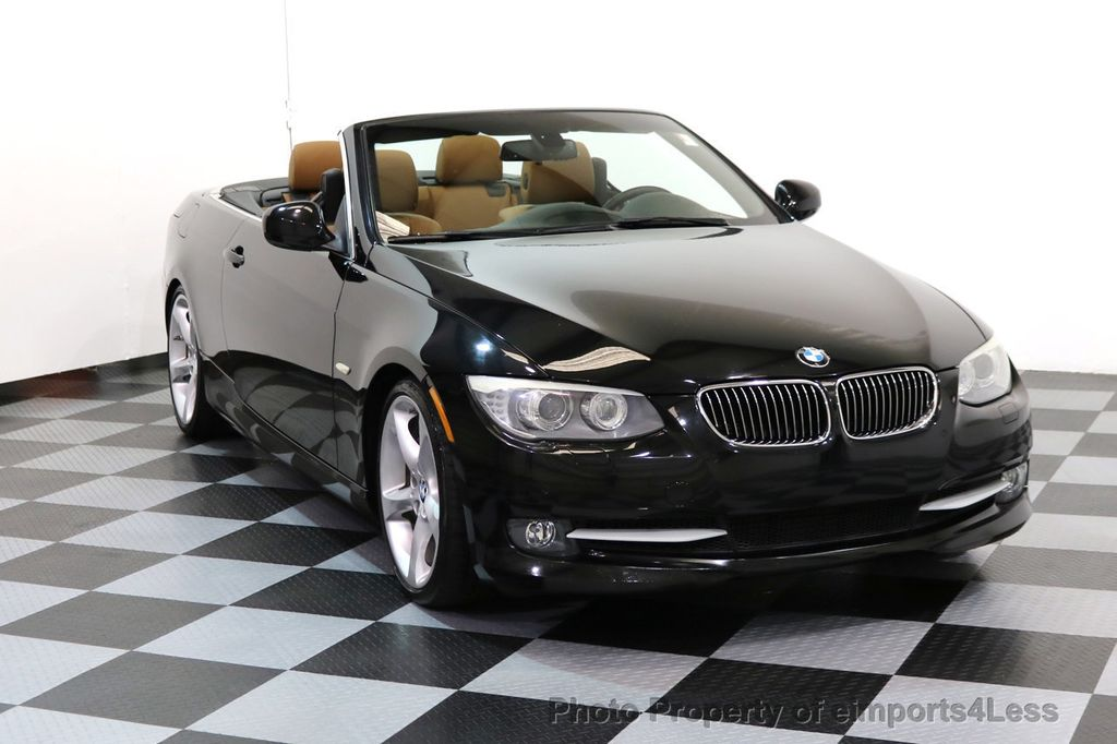 2011 BMW 3 Series CERTIFIED 335i SPORT PACKAGE CABRIOLET - 17025107 - 1