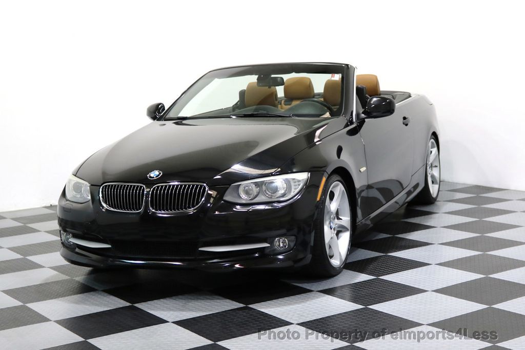 2011 BMW 3 Series CERTIFIED 335i SPORT PACKAGE CABRIOLET - 17025107 - 26