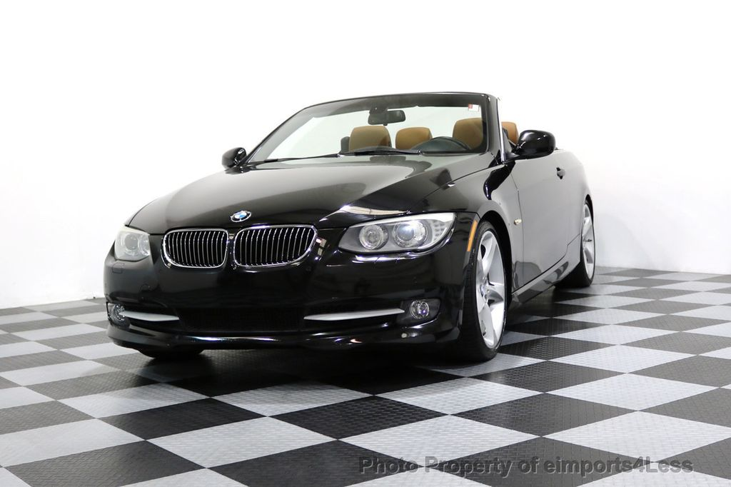 2011 BMW 3 Series CERTIFIED 335i SPORT PACKAGE CABRIOLET - 17025107 - 39