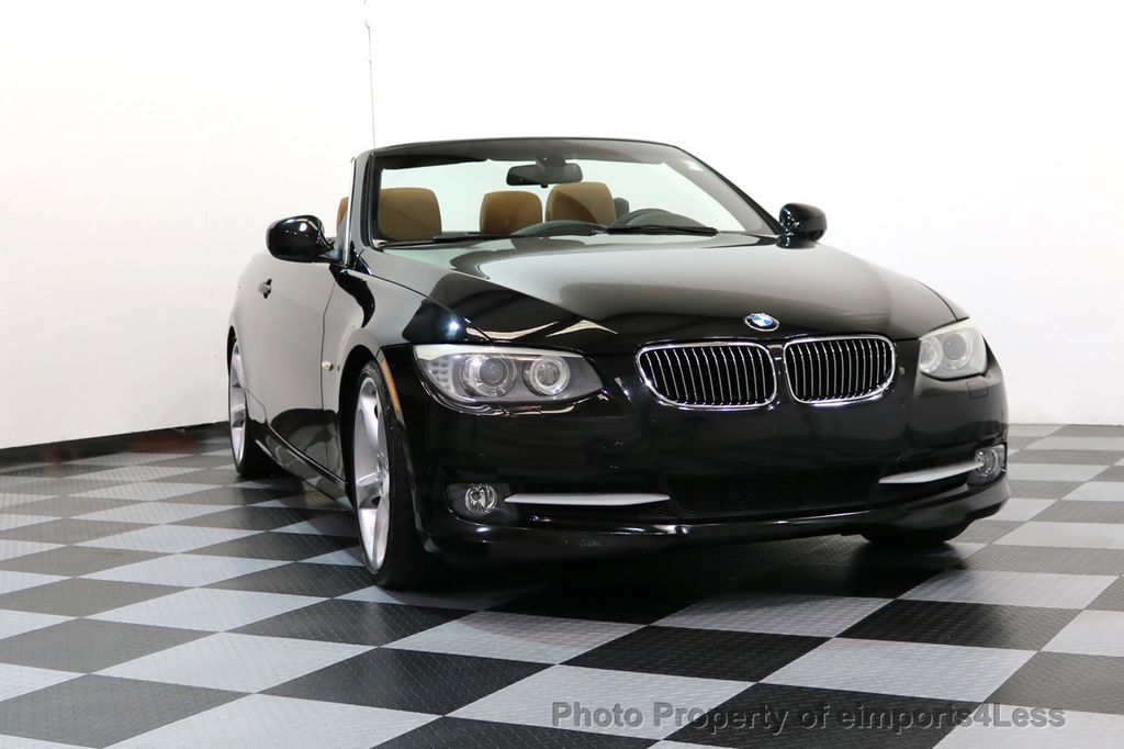 2011 BMW 3 Series CERTIFIED 335i SPORT PACKAGE CABRIOLET - 17025107 - 40