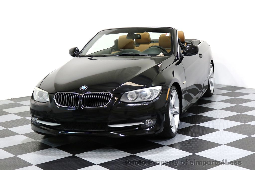 2011 BMW 3 Series CERTIFIED 335i SPORT PACKAGE CABRIOLET - 17025107 - 43