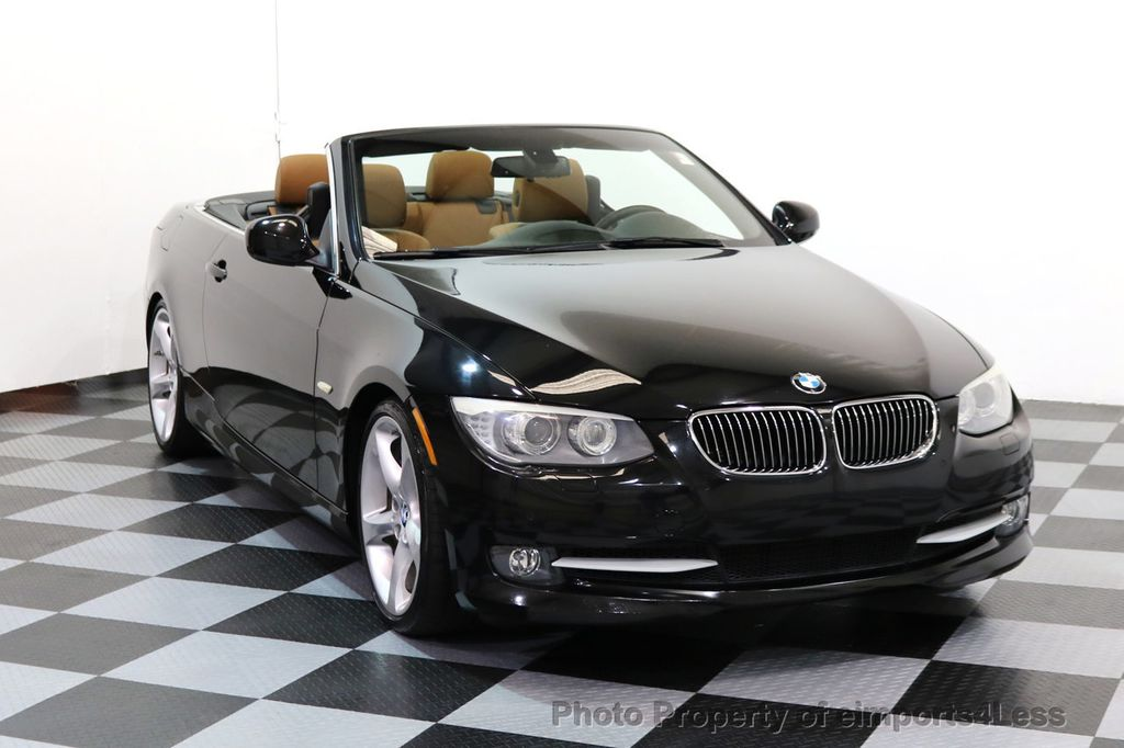 2011 BMW 3 Series CERTIFIED 335i SPORT PACKAGE CABRIOLET - 17025107 - 44